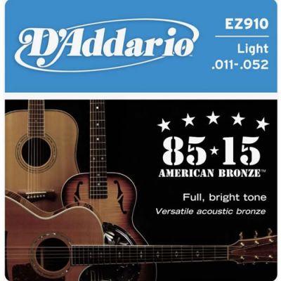 D'ADDARIO EZ910 85/15 - (011-052)