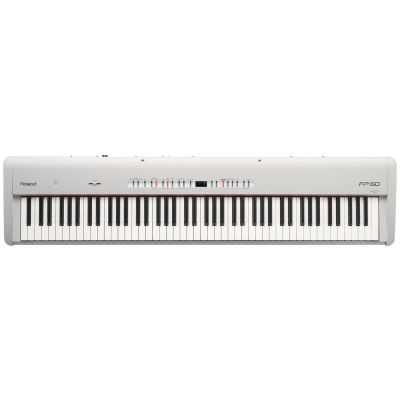 ROLAND FP50 WH White - PIANOFORTE DIGITALE 88 TASTI