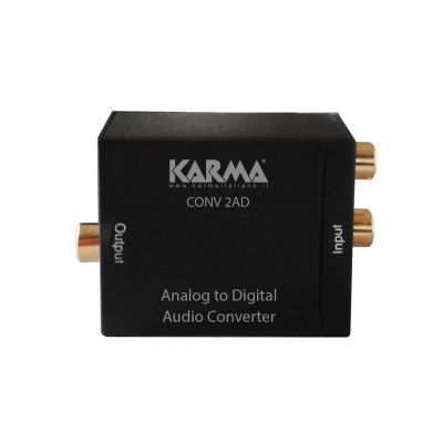 KARMA Convertitore audio analogico-digitale