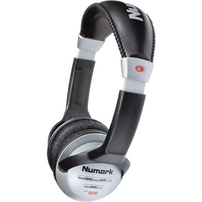 NUMARK HF125 - CUFFIA PER DJ - iPod iPhone Mp3 pc iPad