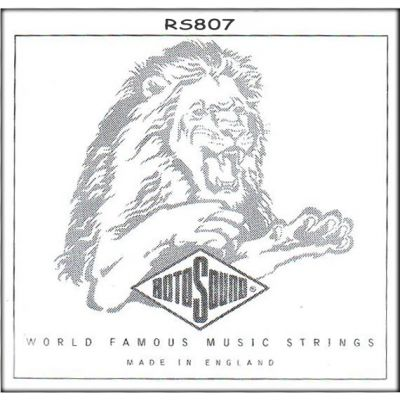 ROTOSOUND RS-807 - CORDA SINGOLA PER MANDOLINO (034)