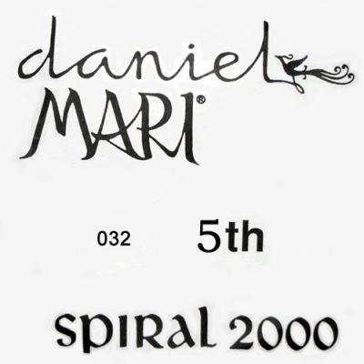 DANIEL MARI 032 5TH - CORDA SINGOLA PER CHITARRA ELETTRICA [032]