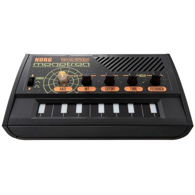 KORG MONOTRON Delay Nuovo sintetizzatore analogico effetti palmare DJ live studio