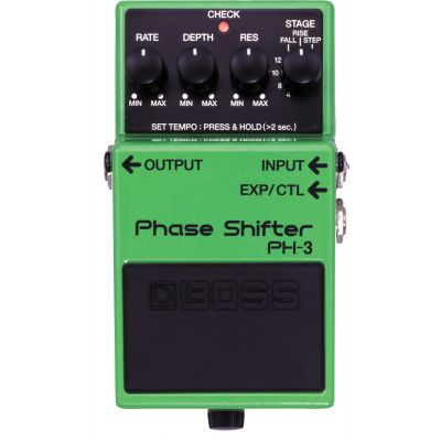 BOSS PH3 - EFFETTO A PEDALE SINGOLO INFINITE PHASER