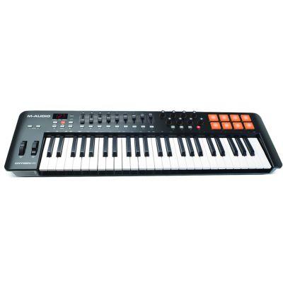 M-Audio Oxygen 49 (4th Gen) - Tastiera Controller MIDI/USB 49 Tasti