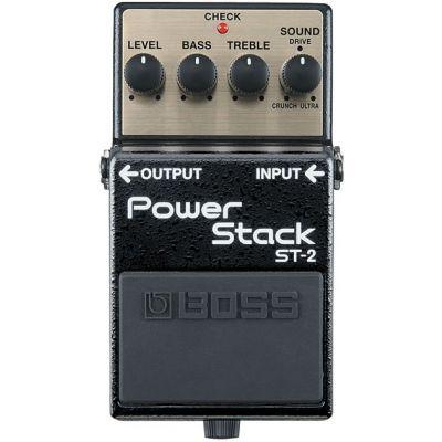 BOSS ST2 Effetto distorsore / overdrive a pedale per chitarra Power Stack