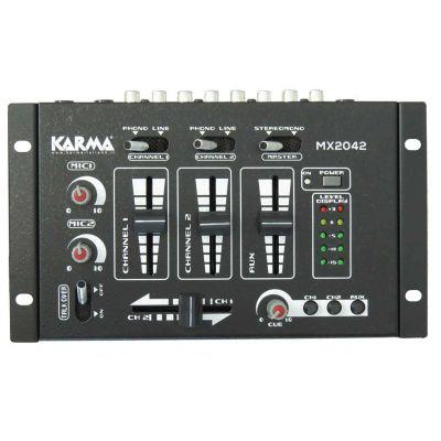 Karma MX 2042 - Mixer 4 Canali