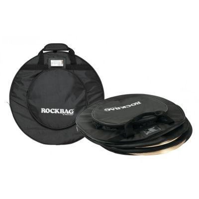 Rockbag Custodia da trasporto Borsa per piatti batteria 56cm 22