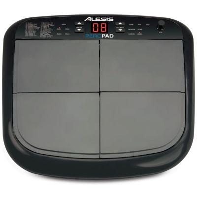 Alesis Percpad 4 Pad Elettronici Batteria Elettronica Sensibile alla Dinamica