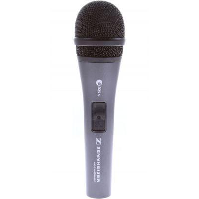 SENNHEISER e825S - MICROFONO DINAMICO PER VOCE
