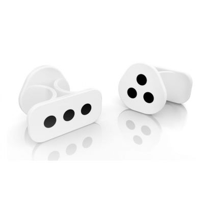 IK MULTIMEDIA iRing White (Coppia) - Motion Controller