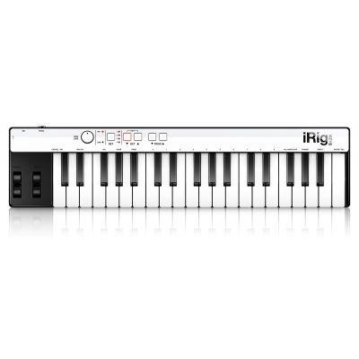 IK MULTIMEDIA iRig KEYS - Lightning TASTIERA MIDI PER iPhone/iPod touch/iPad