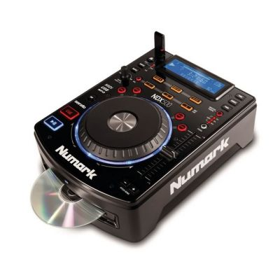 NUMARK NDX500 Lettore CD / MP3 / USB per DJ e Band