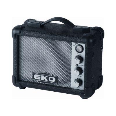 EKO I 5G Ampli 5 Watt Black - Amplificatore Portatile a Batteria per Chitarra