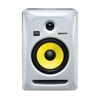 KRK RP6 Rokit G3 W White Monitor studio DJ
