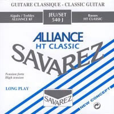 SAVAREZ 540J - MUTA CORDE PER CHITARRA CLASSICA (TENSIONE FORTE)