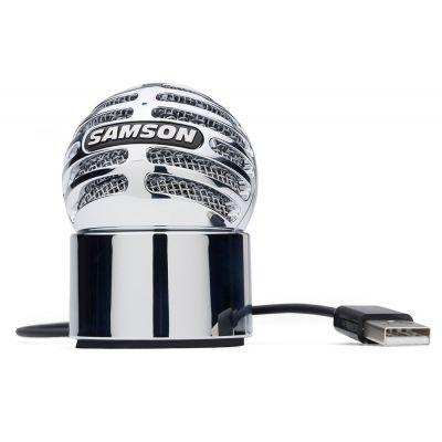 SAMSON METEORITE MIC - MICROFONO A CONDENSATORE USB