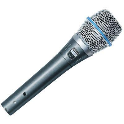Shure Beta87C - Microfono a Condensatore Cardioide