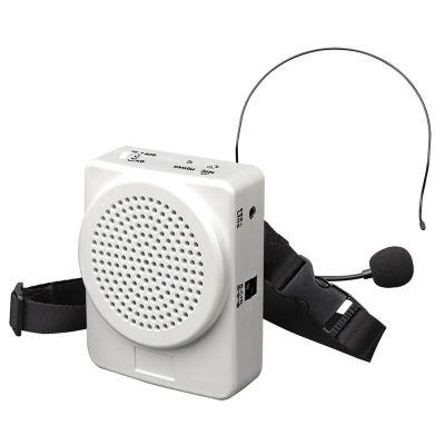 KARMA diffusore / cassa portatile amplificatore voce per animatori, guide turistiche, lezioni scolastiche