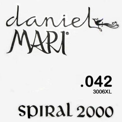 DANIEL MARI 3006XL 042-CORDA SINGOLA PER CHITARRA ELETTRICA[042]