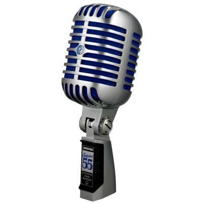 SHURE Super 55, Microfono vintage per voce