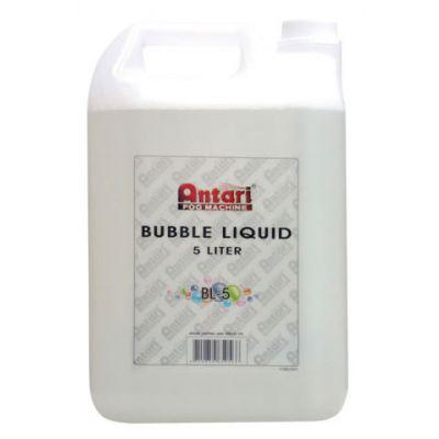 Antari BL5 Liquido Macchina Bolle di sapone professionale tanica 5 lt