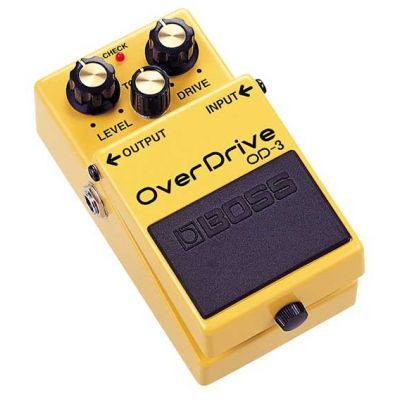 BOSS OD3 - EFFETTO A PEDALE SINGOLO OVERDRIVE