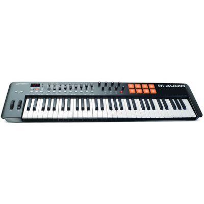 M-Audio Oxygen 61 MK4 (4th Gen) - Tastiera Controller MIDI/USB 61 Tasti