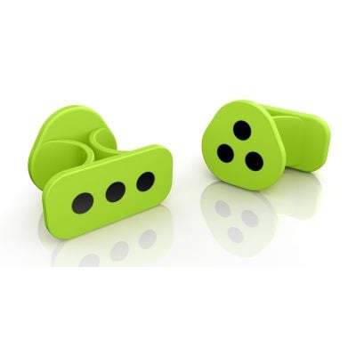 IK MULTIMEDIA iRing Green (Coppia) - Motion Controller