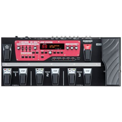 Boss RC300 - Loop Station Fino a 3 Tracce Stereo