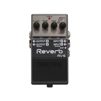 BOSS RV6 pedale effetto riverbero per chitarra