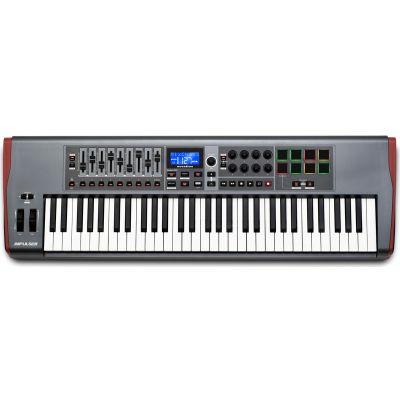Novation Impulse 61 Tastiera Controller Midi Usb 61 Tasti dj
