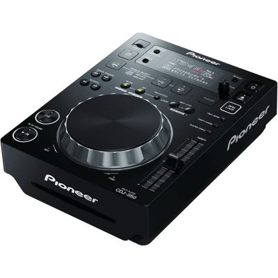 Pioneer CDJ 350 - Lettore CD per DJ
