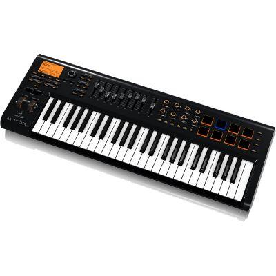BEHRINGER MOTÖR 49 - Controller a Tastiera MIDI/USB 49 Tasti