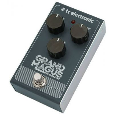 Tc Electronic Grand Magus Distortion - Effetto Distorsore a Pedale