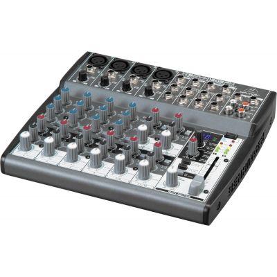 BEHRINGER Xenyx 1202FX Mixer karaoke 12 ingressi con effetti
