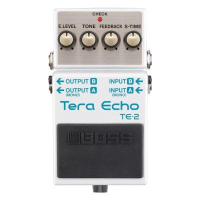 Boss TE2 Tera Echo - Pedale Effetto Echo