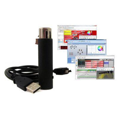 SUNLITE SUSHI DS - Interfaccia DMX per 128Ch tramite USB