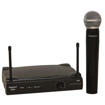 BESPECO GM805 - Radiomicrofono Singolo Palmare VHF