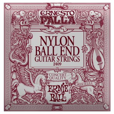 ERNIE BALL 2409 - Muta per Chitarra Classica Medium Tension (028/042)