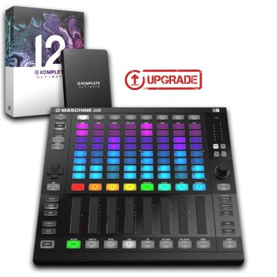 Native Instruments Maschine Jam / Komplete 12 Ultimate Upgrade da Select