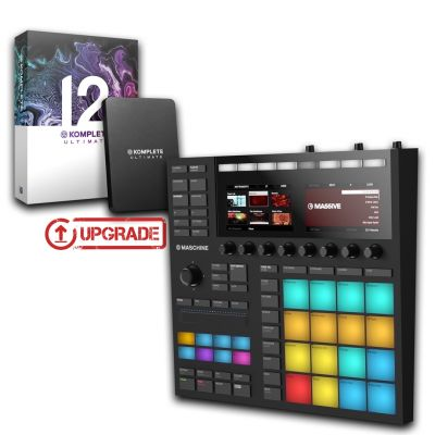 Native Instruments Maschine MKIII Black / Komplete 12 Ultimate Upgrade da Select