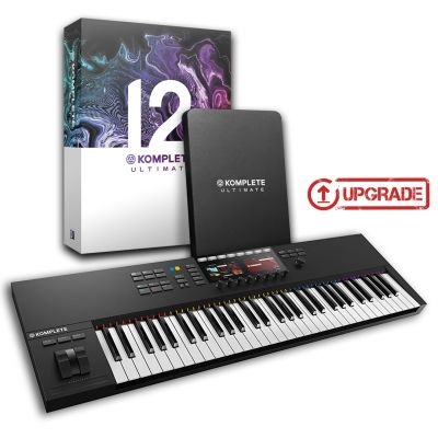 Native Instruments Komplete Kontrol S61 MKII / Komplete 12 Ultimate Upgrade da Select