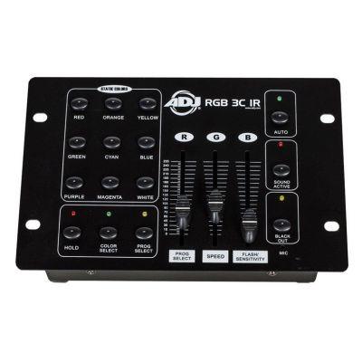 American DJ RGB 3C IR - Controller RGB 3 Ch B-Stock