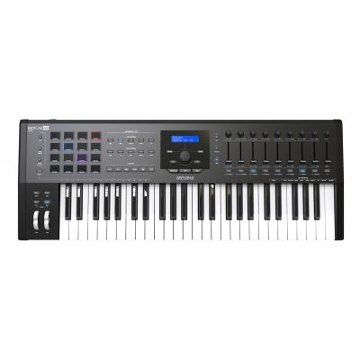 Arturia KeyLab 49 MKII Black - Master Keyboard Nera 49 Tasti