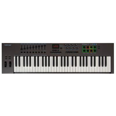 NEKTAR IMPACT LX61+ Master Keyboard 61 Tasti