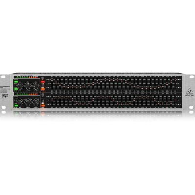 BEHRINGER FBQ3102HD Equalizzatore 31 Bande HD