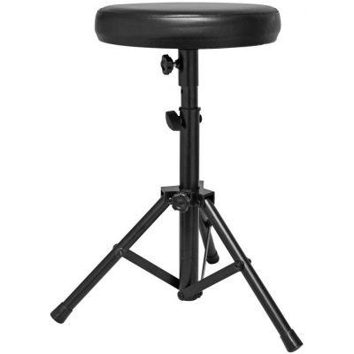 BESPECO DT2 Sgabello Sedile per musicisti Panca seggiolino batteristi