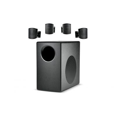 JBL C50 Pack Black - Sistema Audio per Filodiffusione