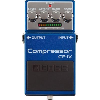 BOSS CP1X - Compressore per Chitarra